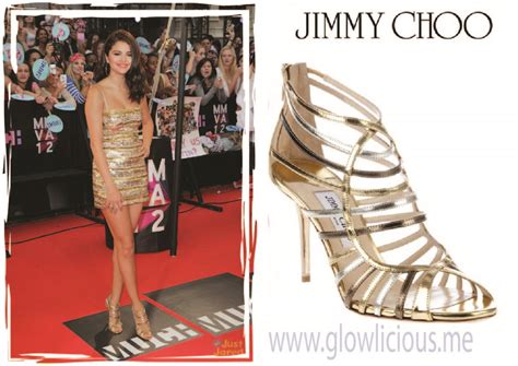 Sepatu Jimmy Choo selena gomez in many different shoes styles 2012