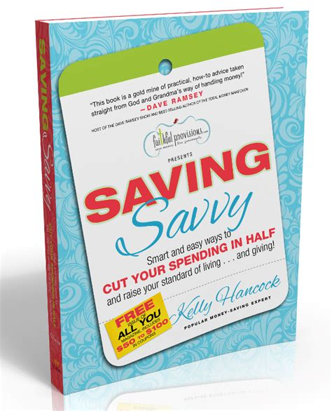 Smart And Easy quot saving savvy smart and easy ways to cut your spending in half and raise your standard of
