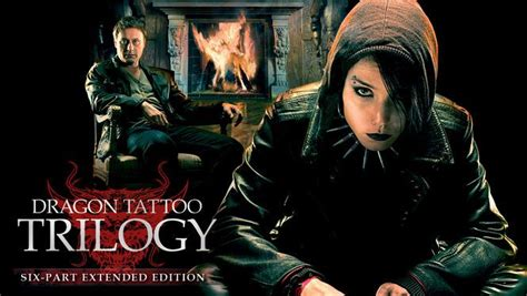 watch girl with the dragon tattoo trilogy books