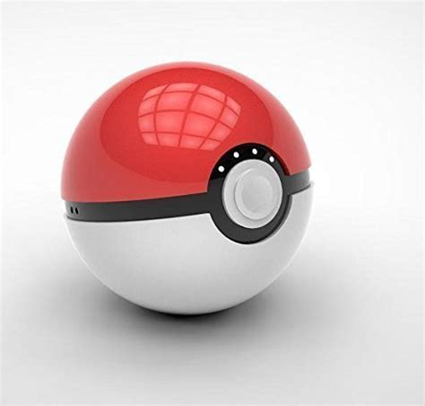 Powerbank Pokeball Go Power Bank Mobile Phone Charger The Gift Tech Pep