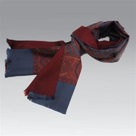 Neck Scraf Syall Limited Stock rimini navy paisley s neck scarf pellicano menswear