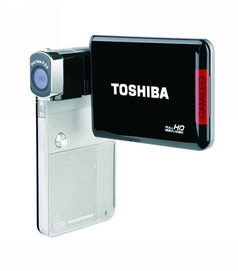 Toshiba Cameleo Comcoder ces 2011 toshiba unveils camileo s30 compact hd digital