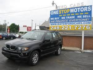 Used Bmw For Sale In Michigan Used Bmw X5 For Sale Detroit Mi Cargurus