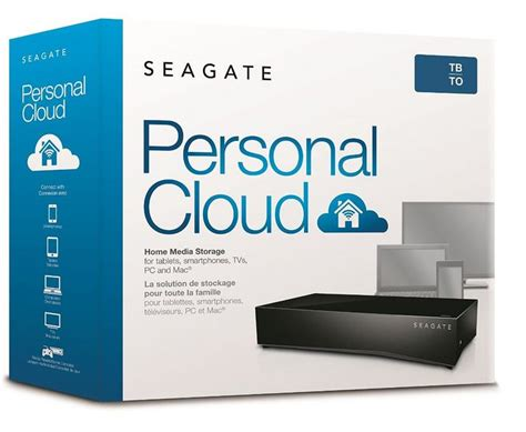 seagate personal cloud 2 bay home media storage device review