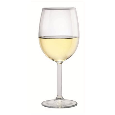 wine glasses cellar tonic 350ml white wine glass set of 6 wine