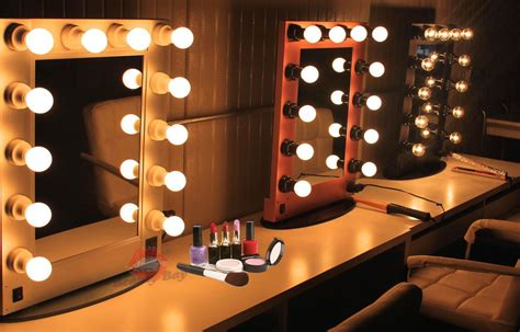 vanity mirror with built in lights mirrors vanity hollywood starlet lighted vanity how