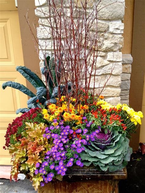 Fall Gardening Ideas Fall Container Gardening Dunneiv Org
