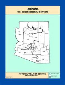 arizona senate district map maps arizona congressional districts