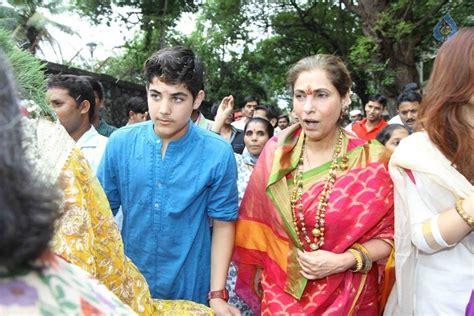ganesh yadav actor wikipedia bollywood stars at ganpati visarjan event photo 8 of 31