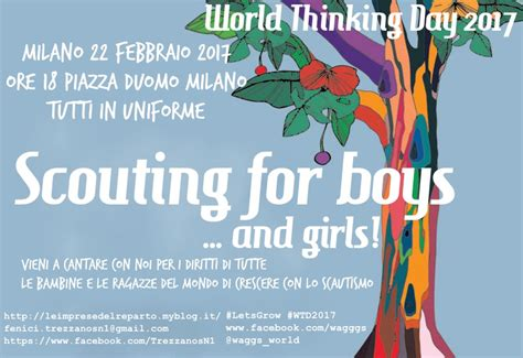 scout lombardia world thinking day 2017 agesci lombardia