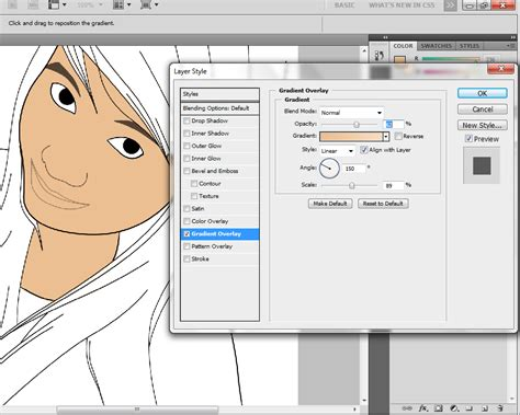 tutorial photoshop cs5 efek kartun cara meng edit foto menjadi efek kartun dengan photoshop