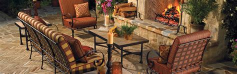 northern virginia wrought iron outdoor furniture