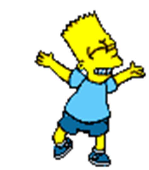imagenes hola gif mas de 200 imagenes gif de los simpsons contadas
