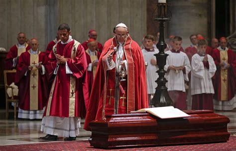 cardinal s funeral
