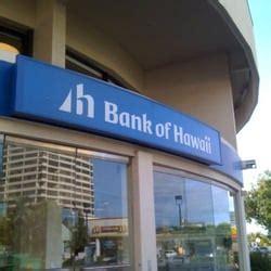 bank of hawaii phone number bank of hawaii 26 reviews banks credit unions 4634
