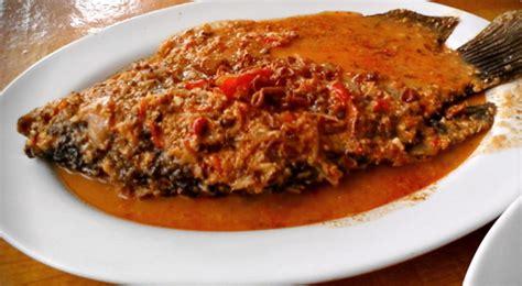 Bumbu Ikan Bakar Unie Que Masakan Padang resep masakan ikan mujaer goreng bumbu sedap resep cara masak