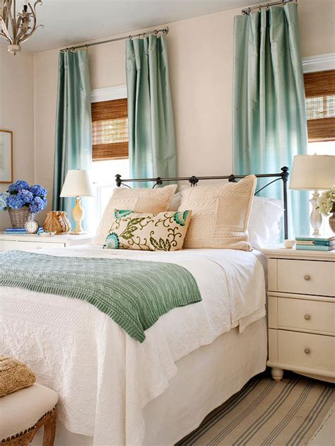 soothing bedroom color schemes setting for four