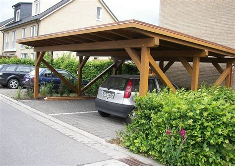 carport gr ndach carport am haus ferienhaus tide 102 nordsee halbinsel