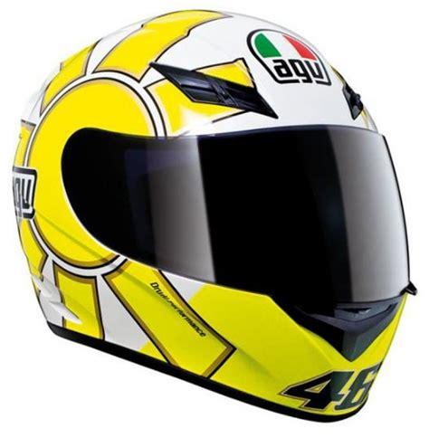 Helm Agv Motif Agv K3 White Module Moto