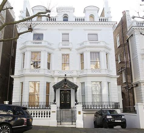 houses to buy in west london david and victoria beckham s former mansion sold to insurance tycoon for 163 11 3million