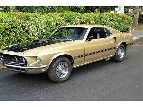 1 for sale 1969 ford mustang mach 1 for sale classiccars cc
