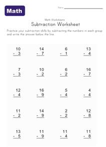 print out your version of this simple subtraction