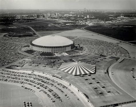 movies bullfights  baseball  astrodome built