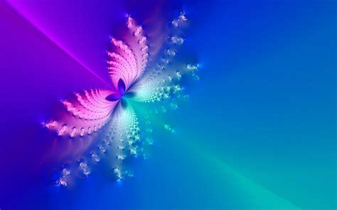 imagenes abstractas azul abstractas azules y rosadas de la mariposa fondos de