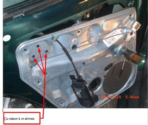 comment redresser une porte de voiture comment reparer une serrure de porte de voiture