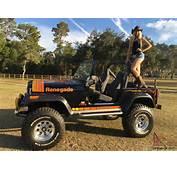 Beautiful Custom 1982 Jeep CJ7