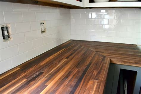 Butcher Block Countertops Price by How To Protect Butcher Block Counters During Projects