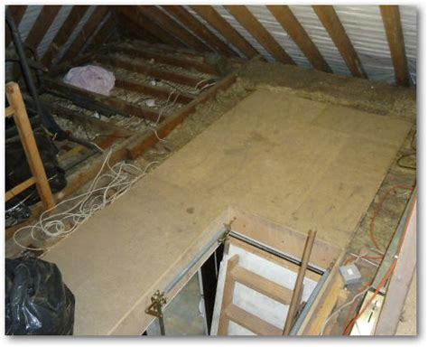 How Thick Are Floor Joists by A Detailed Photographic Record Of Reroofing A Detached House