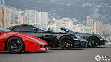 mansory mclaren mercedes benz mansory slr mclaren renovatio 3 july 2015