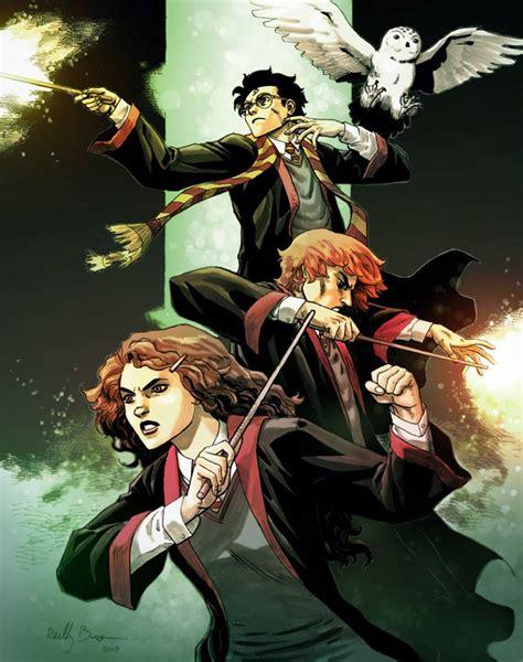 Potter S House Dc by Dc Harry Potter Comics Discussion Comic Vine