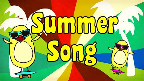 new year song summer kid summer song for the singing walrus