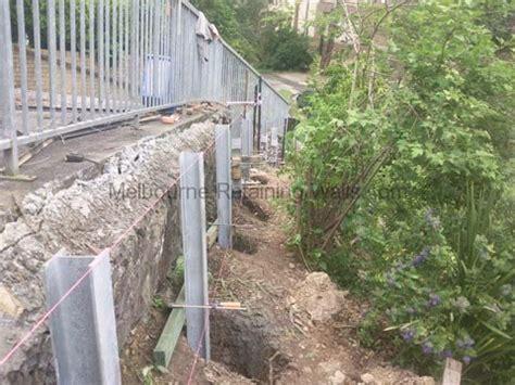 Greensborough Retaining Wall 171 Melbourne Retaining Walls Com Garden Wall Melbourne