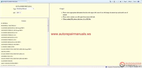 car engine manuals 2007 mitsubishi outlander parental controls service manual free auto repair manuals 2007 mitsubishi outlander auto manual mitsubishi
