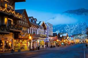leavenworth lights leavenworth wa guide fall in with pine river ranch