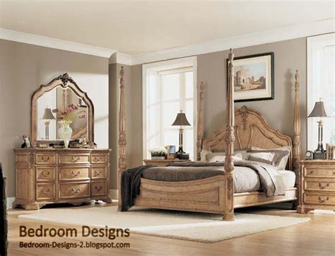 Bedroom Design Ideas For Luxurious Master Bedrooms Master Bedroom Furniture Design