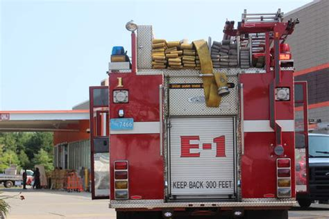 two alarm tears through east wareham home depot by
