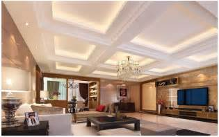 white coffer ceiling with cove lighting highlands