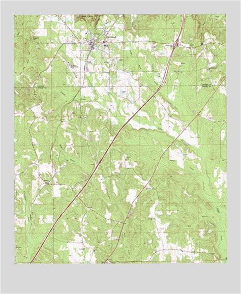fort alabama map fort deposit al topographic map topoquest