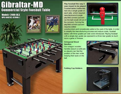 chicago gaming company foosball table chicago gaming gibraltar commercial style foosball