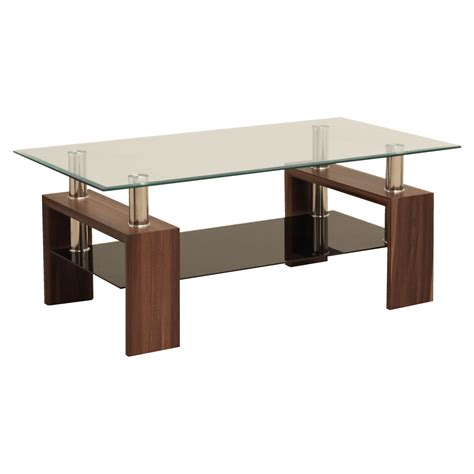 Buy Cheap Glass Wood Coffee Table Compare Tables Prices Coffee Table Prices