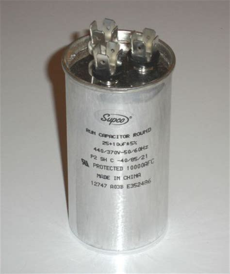 capacitor for rv ac buy dometic duo therm 3100248 453 run capacitor 25 10 mfd rv cer air conditioner motorcycle