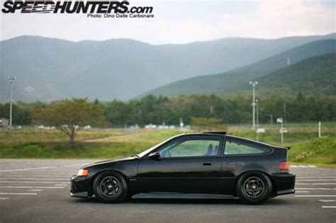 slammed honda crx seriously stanced honda crx honda civics mostly hatches