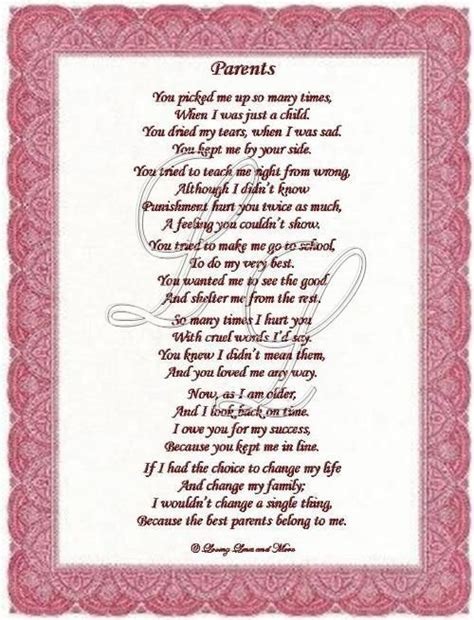 Image result for parents love poem   60th anniversary cake