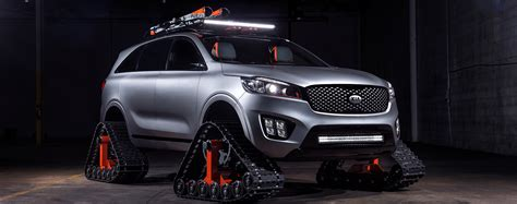 Kia America Kia Brings Four Built Concepts To Sema To Give A