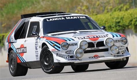 Lancia S4 Lancia Delta S4 Homologation Version Rally B Shrine