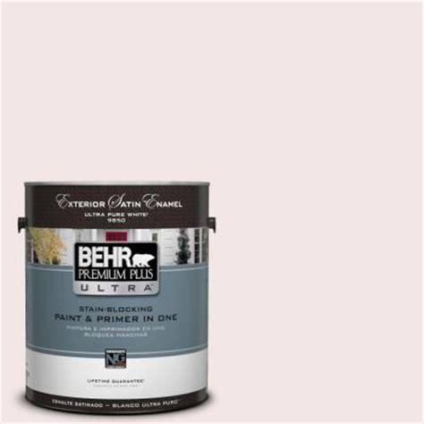 home depot paint pink behr premium plus ultra 1 gal rd w1 pink prism satin